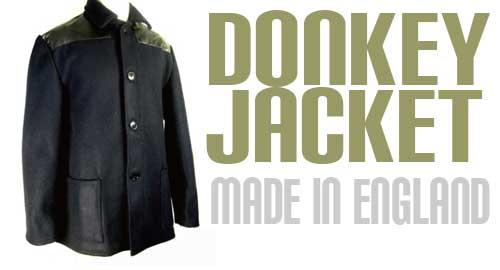 ドンキージャケット
