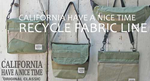 RECYCLE FABRIC LINE 19FW