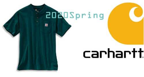CARHARTT 2020 SPRING